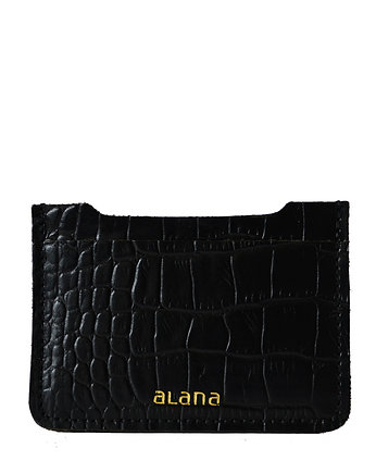 Alana Leather Studio, Skórzane etui na karty