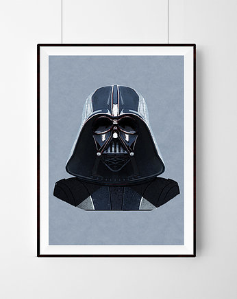 STAR WARS DARTH VADER|  art Giclée print | A2