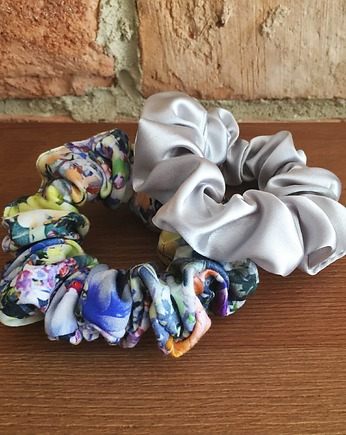 Mini scrunchies set XS  - gumki do włosów / l