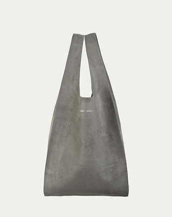 PROUDLY DESIGNED, HOBO BAG - Szara