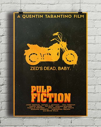 minimalmill, Pulp Fiction - plakat