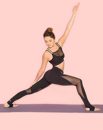 FREEME YOGA, ELECTRIC WIND Leggings