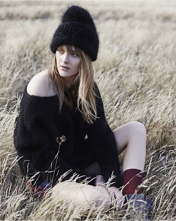 moher, Oversized Mohair Sweater