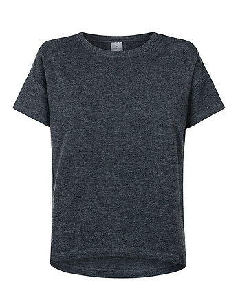 moda damska, T-shirt basic GRAFIT