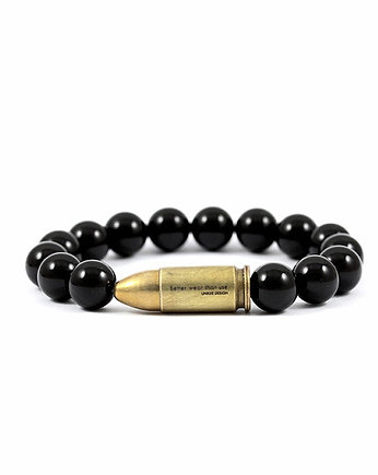 Better Wear Than Use- Onyx Bracelet