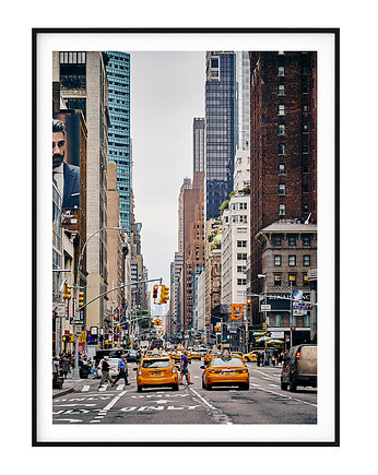 New York, Plakat New York no. 2
