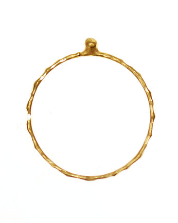 OM jewellery, LINES: gold dot