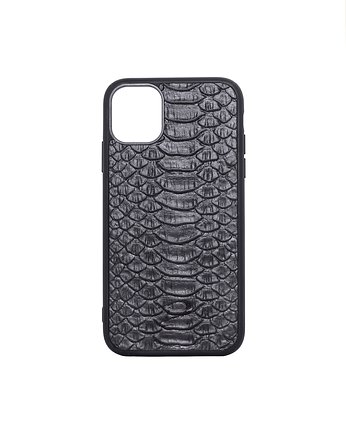 "iPhone 11 PRO case ""Black Python"""