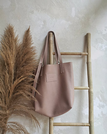 Alicja Getka LAB, Torba Shopper Bag Nude