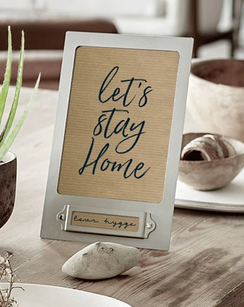 homedesign, Let's Stay Home - Obrazek