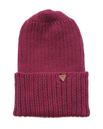 Yellow Yarny Yak, SMART BEANIE czapka marynarska YYY - Bordo