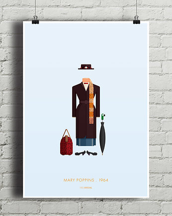 kino, Mary Poppins - plakat