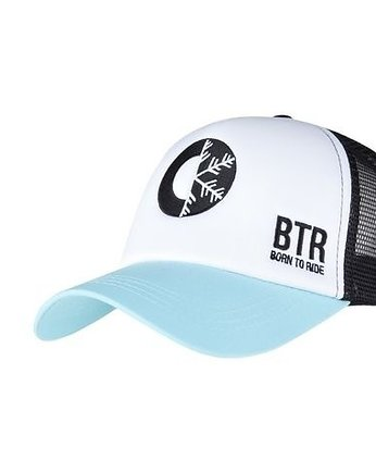 Czapka Snapback Born To Ride BTR TRUCKER TIRÓWKA