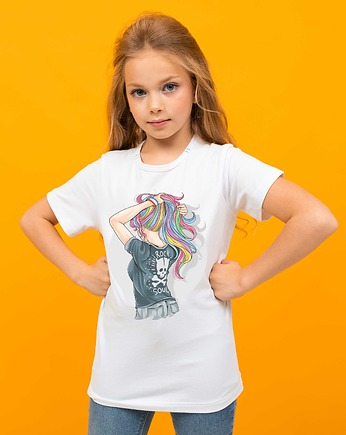 Koszulka junior Unicorn Girl