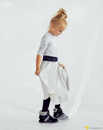 Banana Kids, Glacier Pleated Skirt