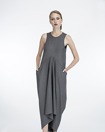 pudu, grey honey dress
