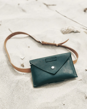 Alicja Getka LAB, Belt Pouch / Dark Green