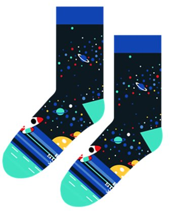 Cosmos Planety - Sox in the Box