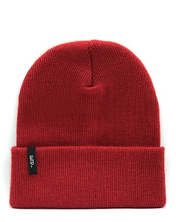 Czapka Beanie Mini Logo Bloody Red