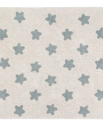 Dywan Stars Natural Vintage Blue Lorena Canals