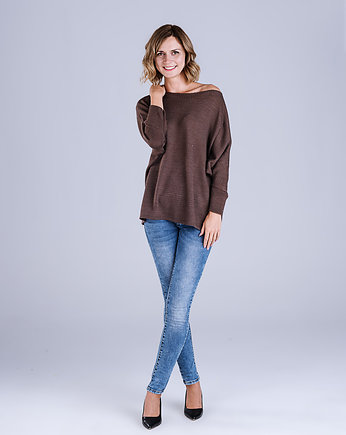 sentley, Sweter S131 CAPPUCINO