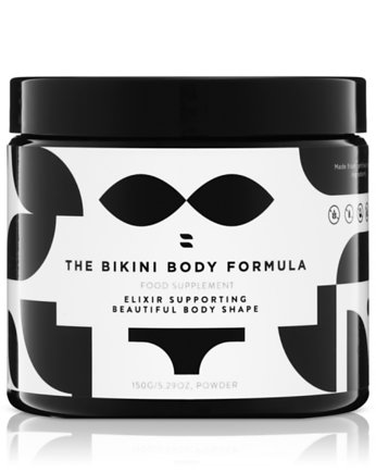 ZOJO Beauty Elixirs, The Bikini Body formula