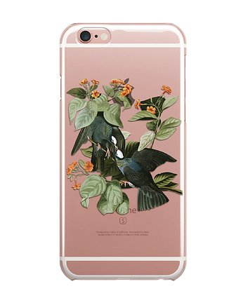 iphone 7 case, Birds Ptaki iPhone case ETUI SILIKONOWE obudowa