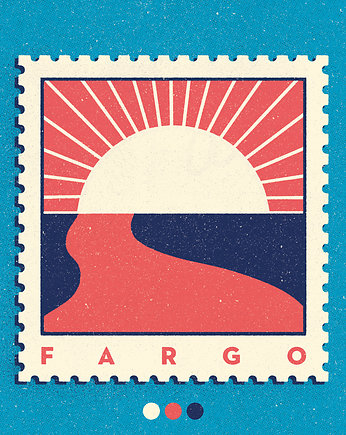 Fargo / Eden Valley x print