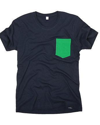 mmhm, sprout pocket - organic t-shirt