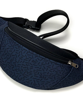 Saszetka CHERRISH Navy Blue