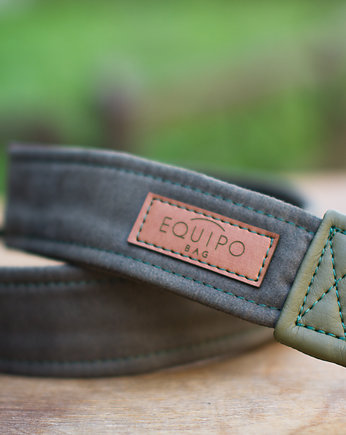 Pasek do aparatu Camera Strap Forest Casual
