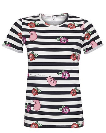 Pinky Planet, T-shirt Pigs/ świnki