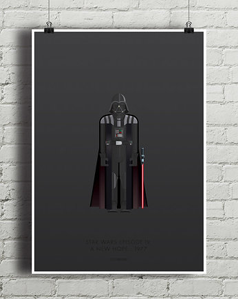 Star Wars - Darth Vader - plakat