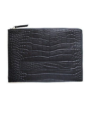 Etui na laptopa Blackissimo Crocodile