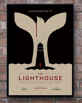 The Ligthouse - plakat