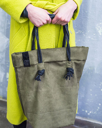 TOTE#1 OLIVE GREEN