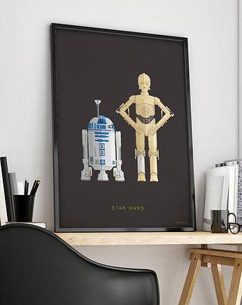Star Wars - plakat