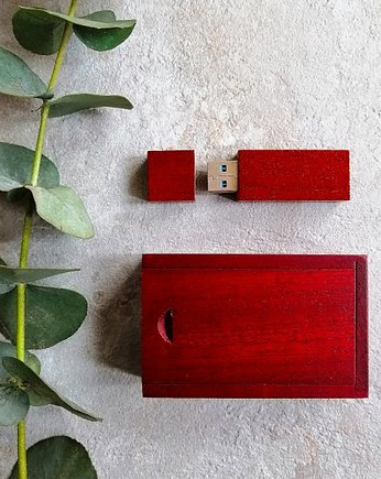 DROBINY CZASU, Pendrive SteamMEMORY of Wood - SIMPLE GRAWER
