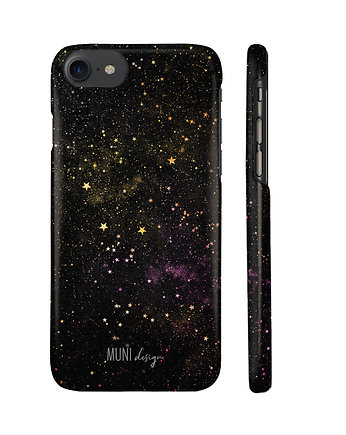 Etui na telefon Night Sky, iPhone 6/7/8