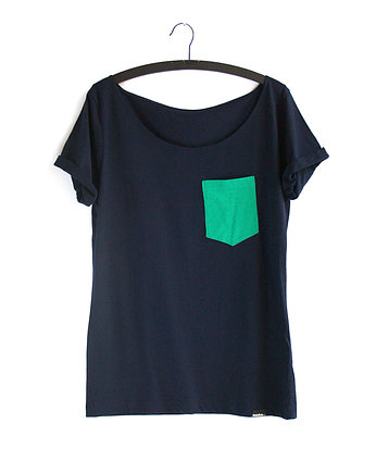 sprout pocket - organic t-shirt