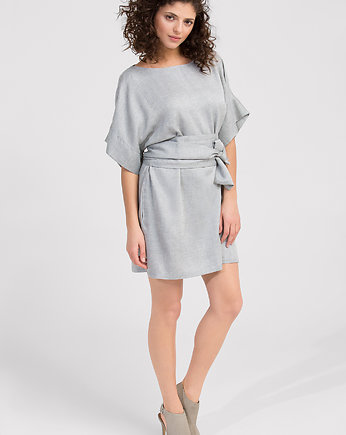 New Grey Klara Dress