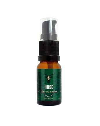 olej horde, Olejek do brody Lumberjack 10ml