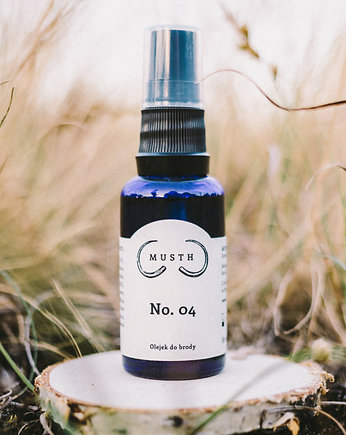 MUSTH, OLEJEK MUSTH NO. 04 30 ml