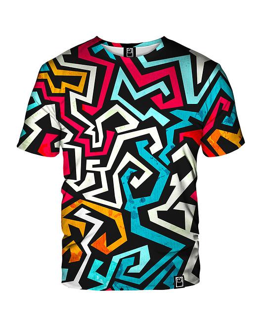 Damski T-shirt DR.CROW Crazy Style