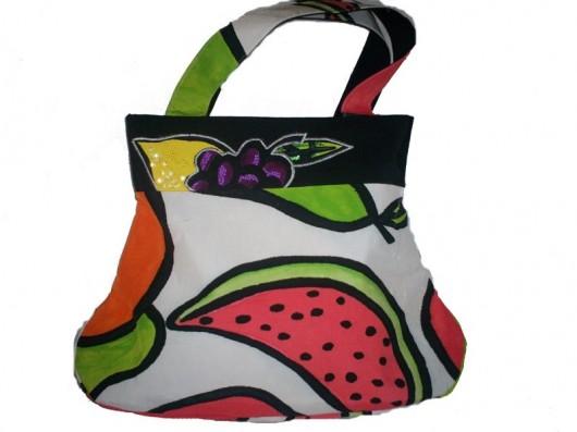 a5b38fa88f5f6 Torba Juicy fruits - torebki różne - damskie - Pakamera.pl