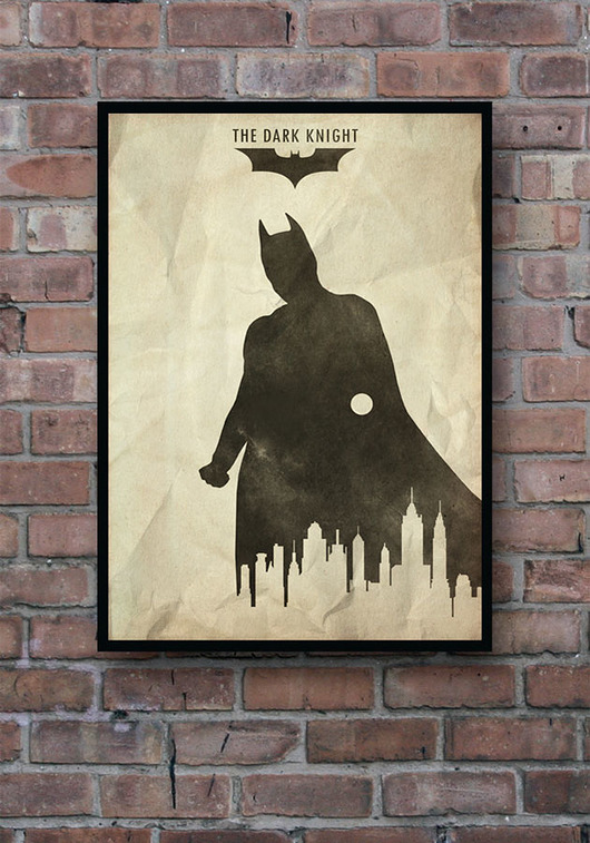 plakaty-The Dark Knight - Batman - plakat