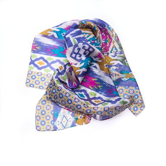 Apaszka Jedwabna Indian Headdress - Nowość 2018 - 1993651