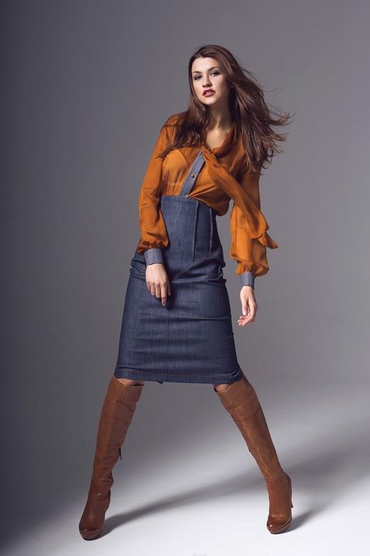 Spódnica Leena jeans