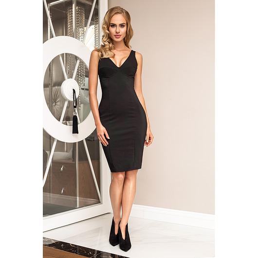 Sukienka FLAWLESS czarna