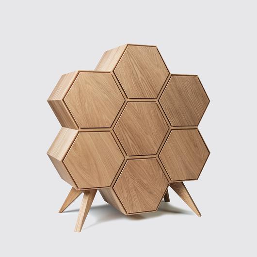 Komoda Honeycomb